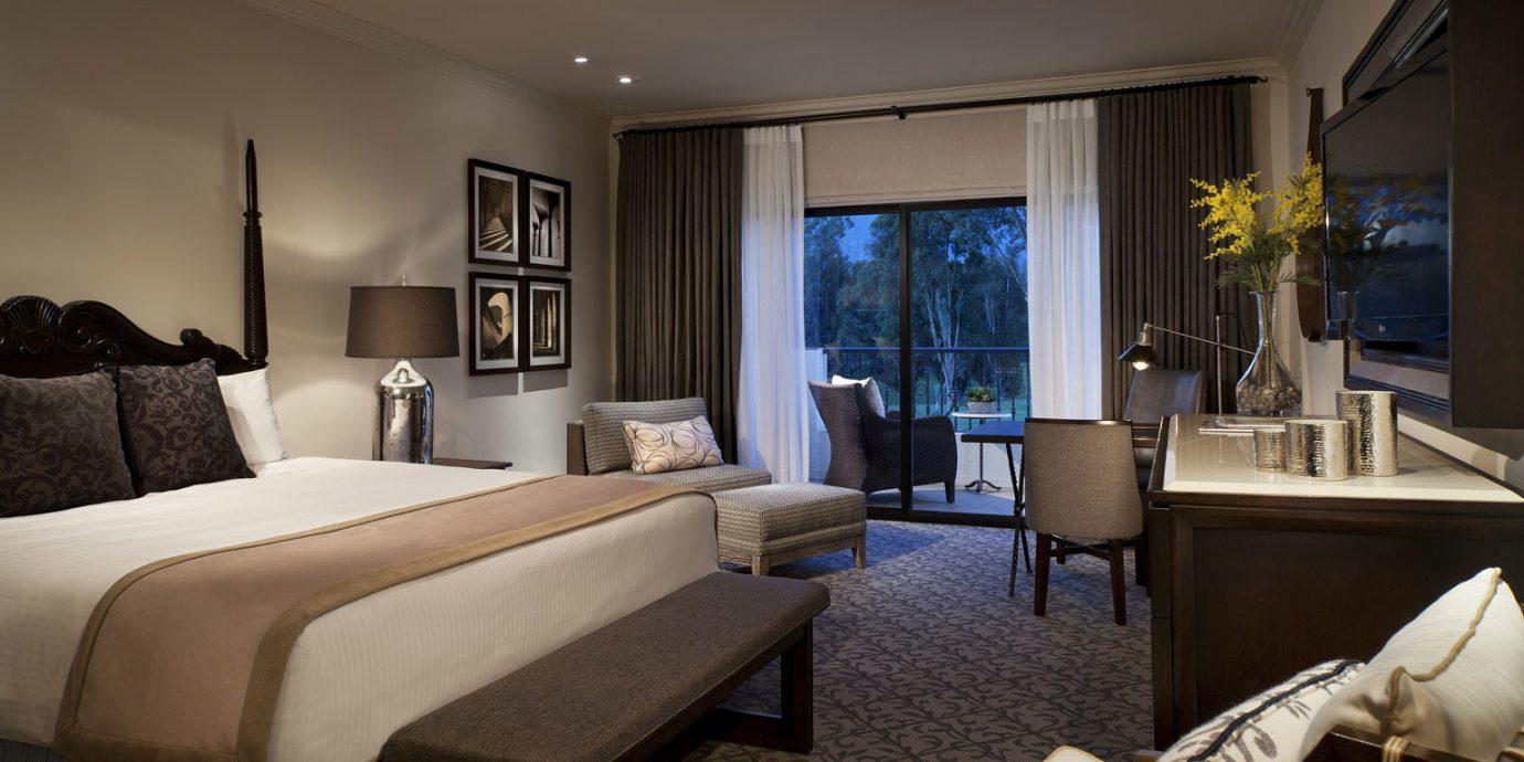 Bedroom at Ojai Valley Inn and Spa