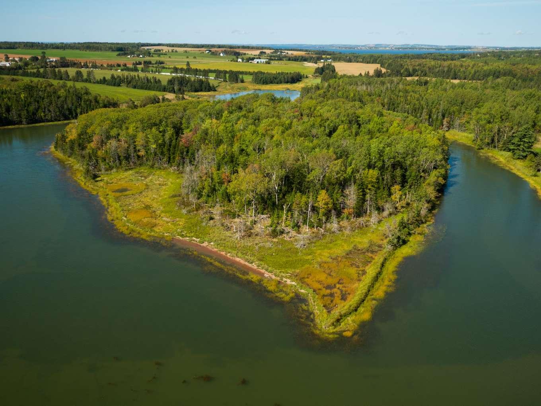 Gillis Island in Prince Edward Island, Canada