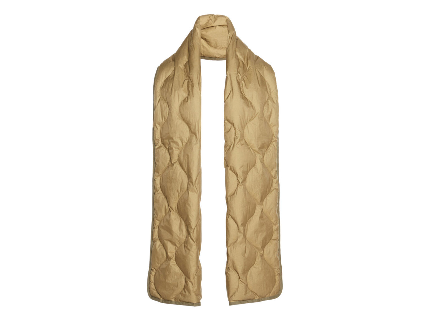 Isabel Marant Bremon Oversized Quilted Shell Scarf
