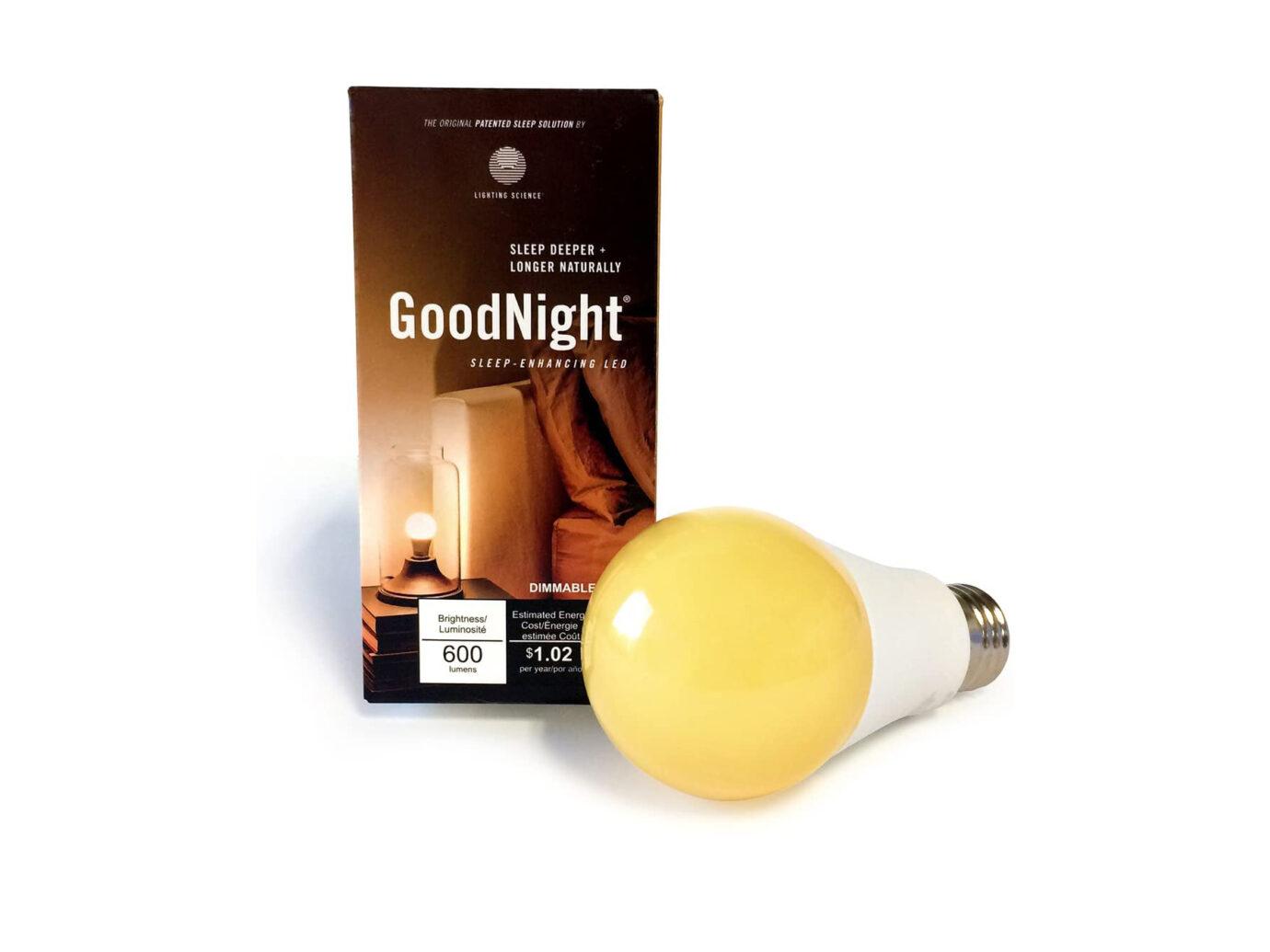 Lighting Science Goodnight LED Sleep Bulb