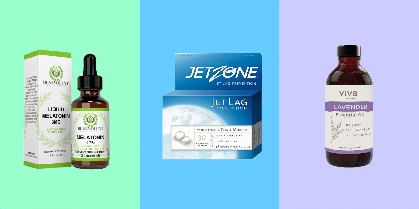 products to combat jet lag