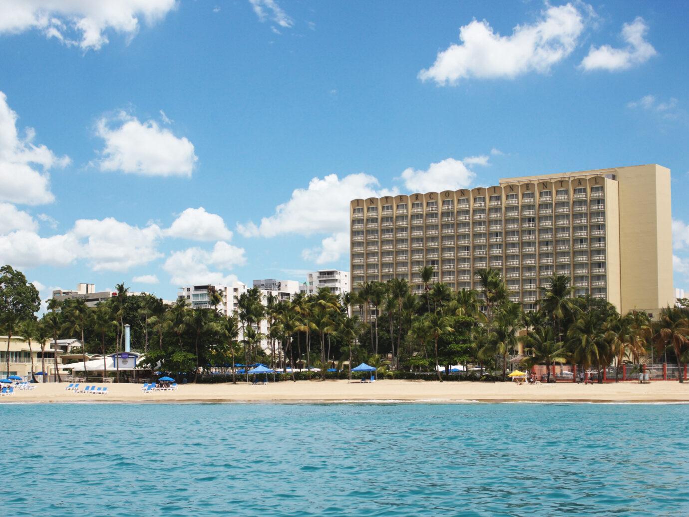 Exterior image of Intercontinental San Juan