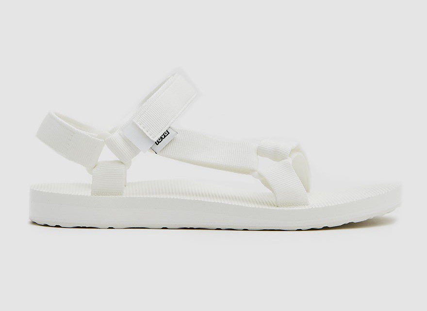 Teva Original Universal Sandal in Bright White