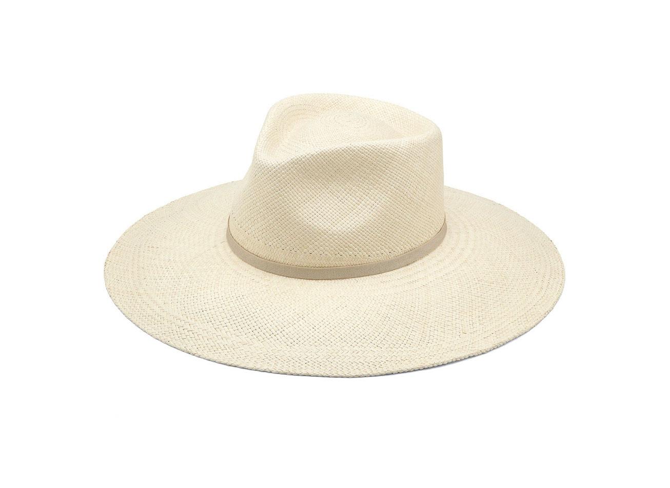 Cuyana summer hat