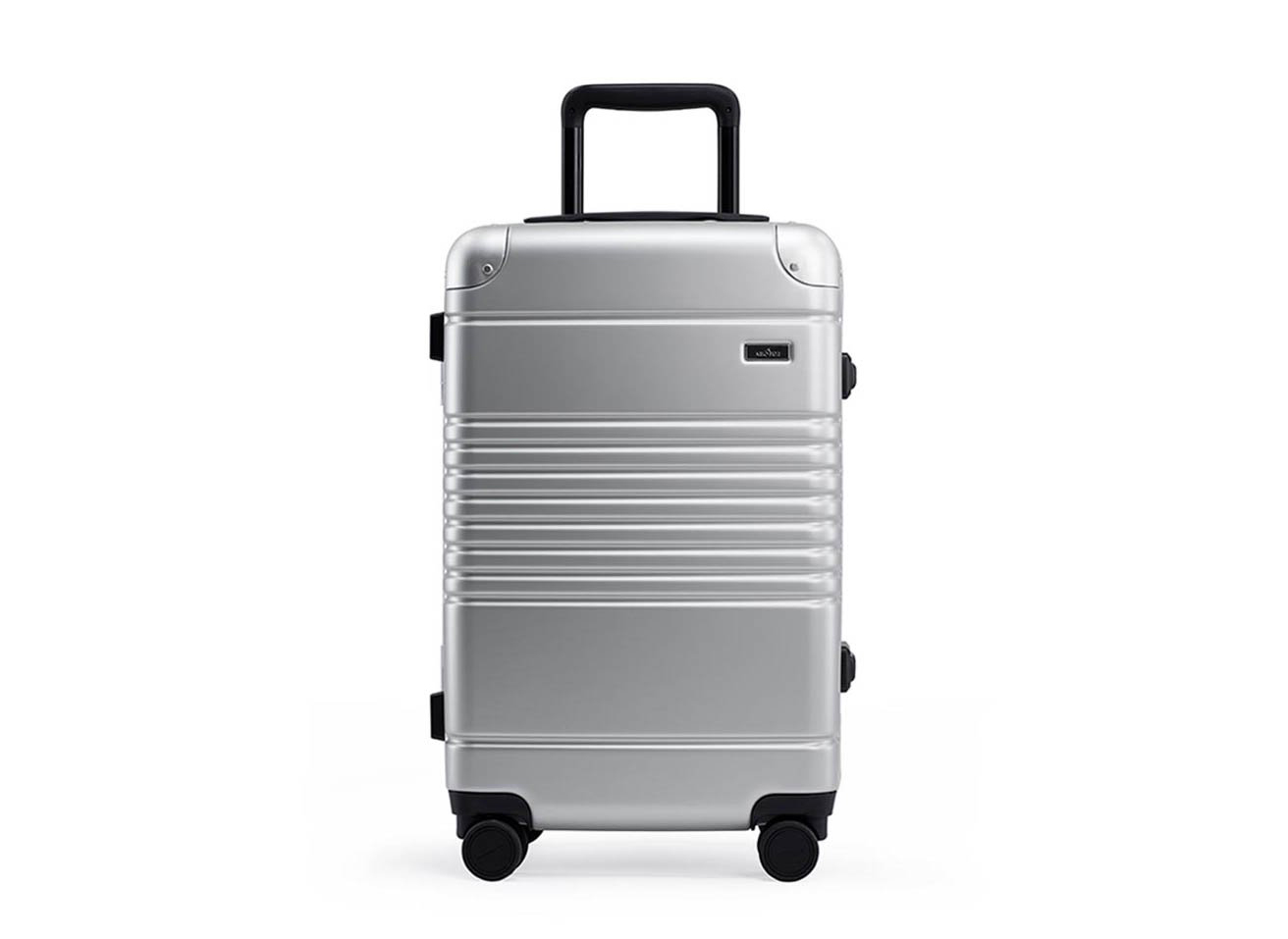 Arlo Skye silver Style + Design suitcase product product design accessory case hand luggage luggage & bags