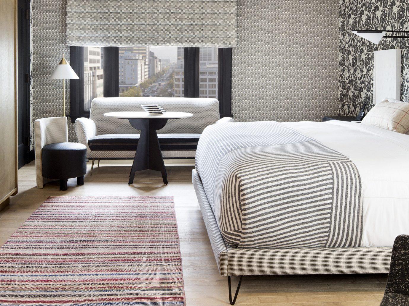 Bedroom at San Francisco Proper Hotel