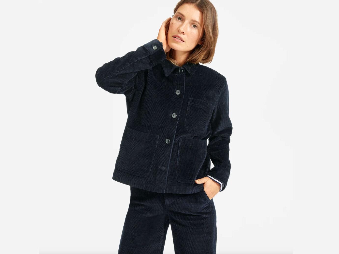 Everlane The Corduroy Chore Jacket