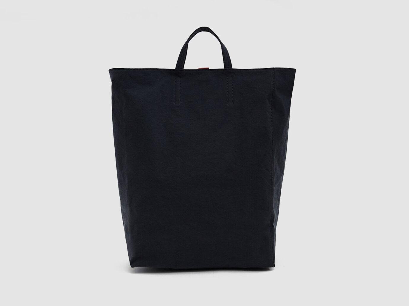 Acne Studios Baker Tote Bag in Black