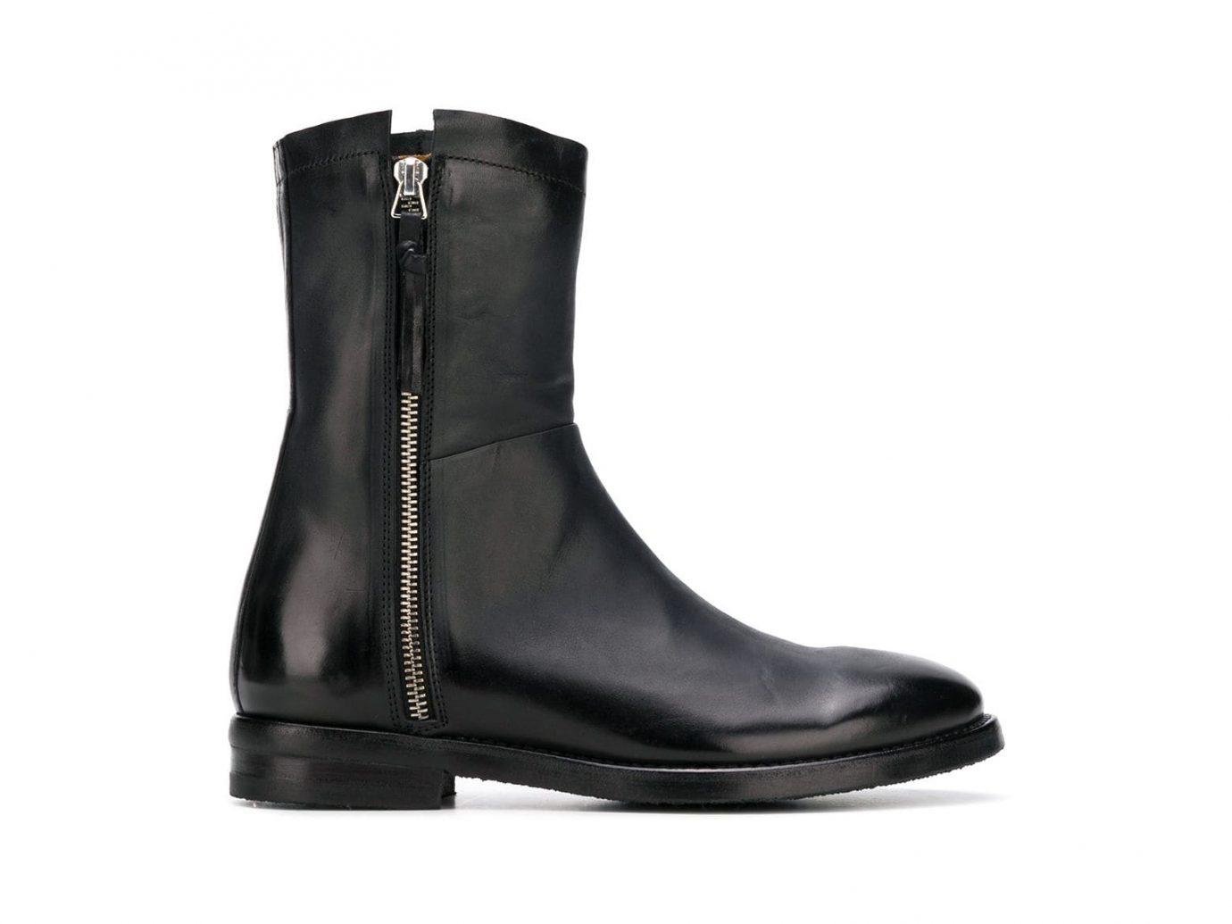 Alberto Fasciani side zip boots