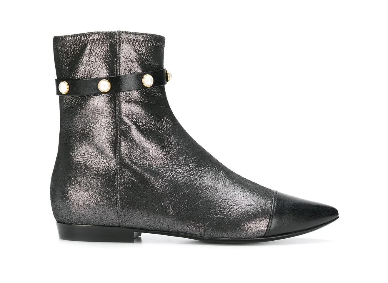 Philosophy di Lorenzo Serafini ankle boots
