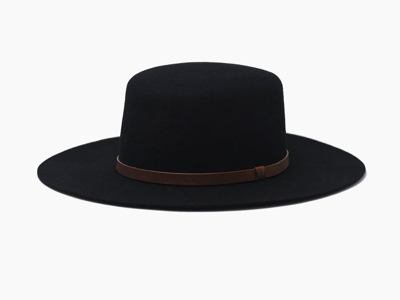 Wyeth Wool Kennedy Boater Hat