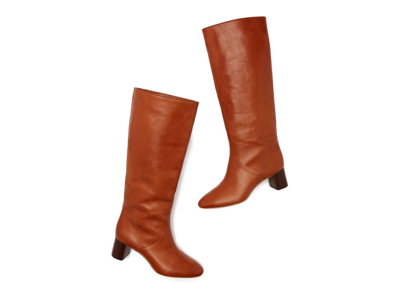 Loeffler Randall Gia Leather Boots
