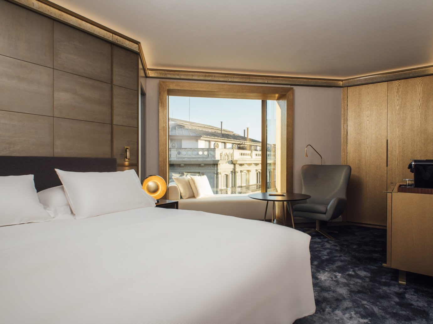 Bedroom at Almanac Barcelona