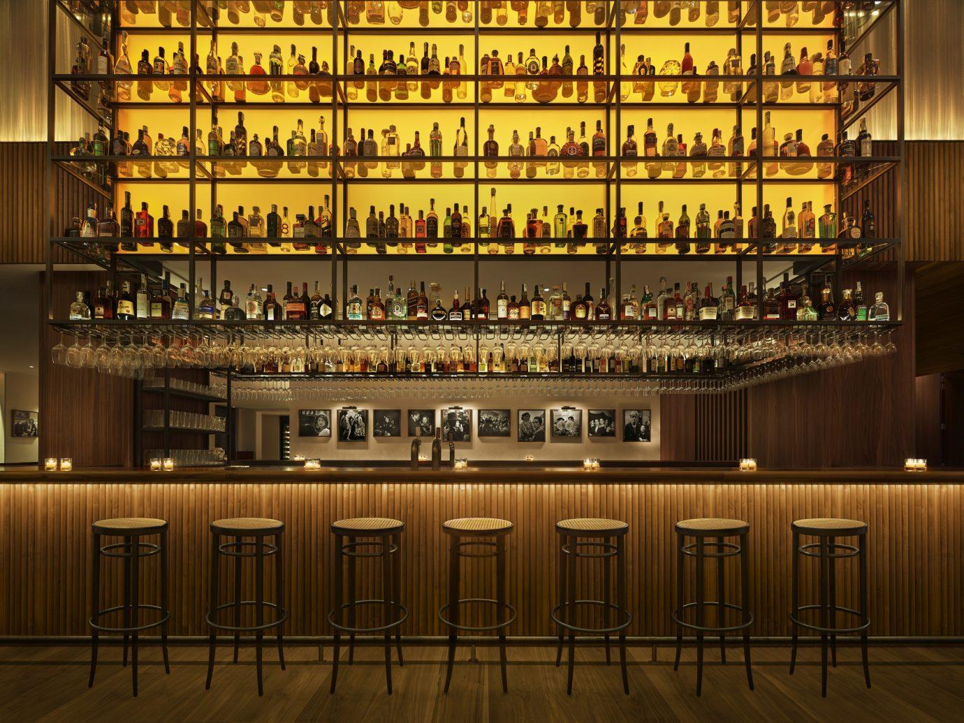 Bar at the Barcelona EDITION