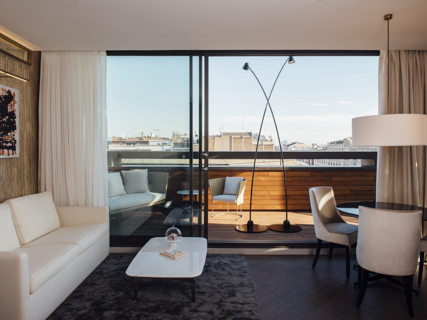 Living room at Almanac Barcelona