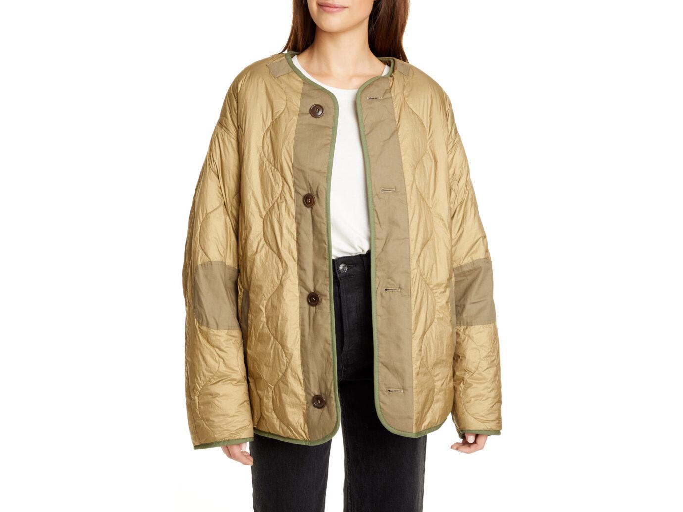 Isabel Marant Demma Reversible Coat