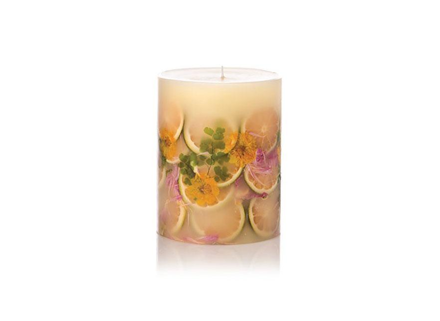 Buy Rosy Rings Botanical Lemon Blossom & Lychee Botanical Candle on Amazon