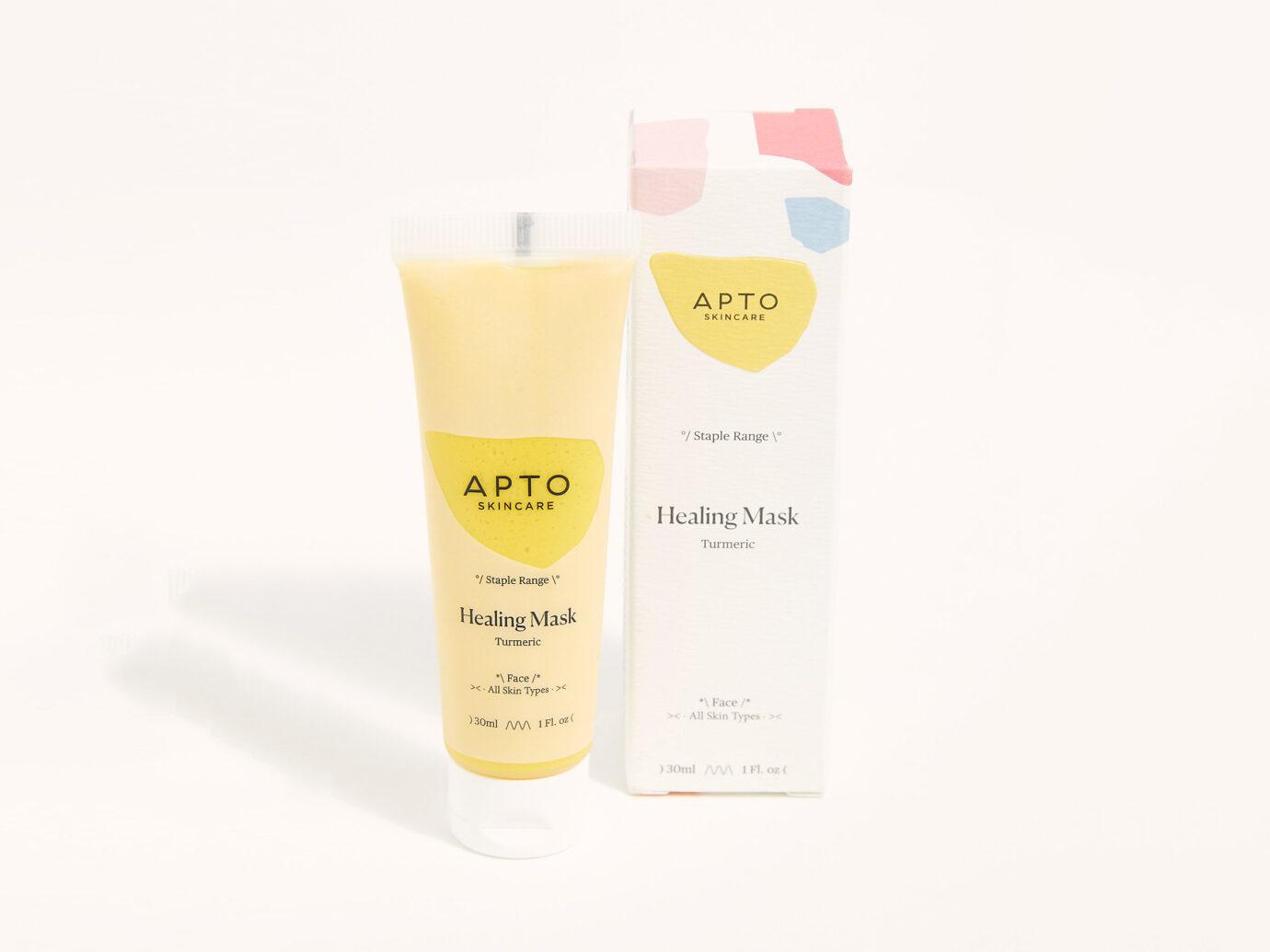APTO Skincare Healing Turmeric Mask