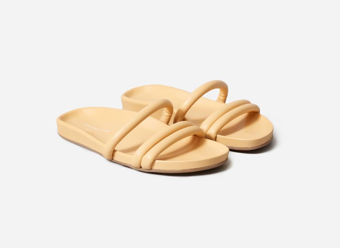 Everlane The Form Three-Strap Sandal