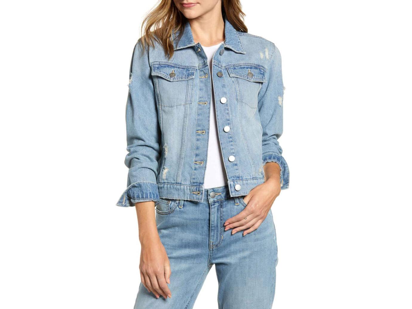 Rachel Parcell Denim Jacket