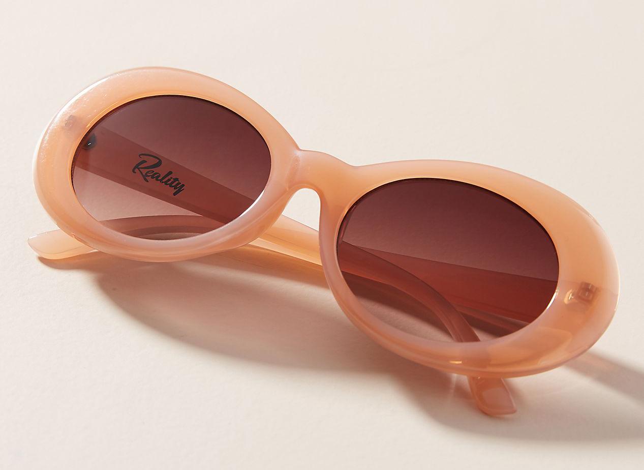 Festival of Summer Oval Sunglasses
