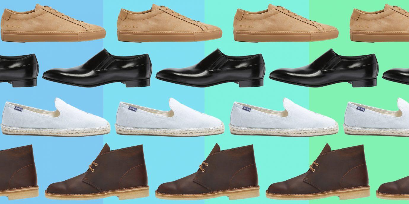 shoe header