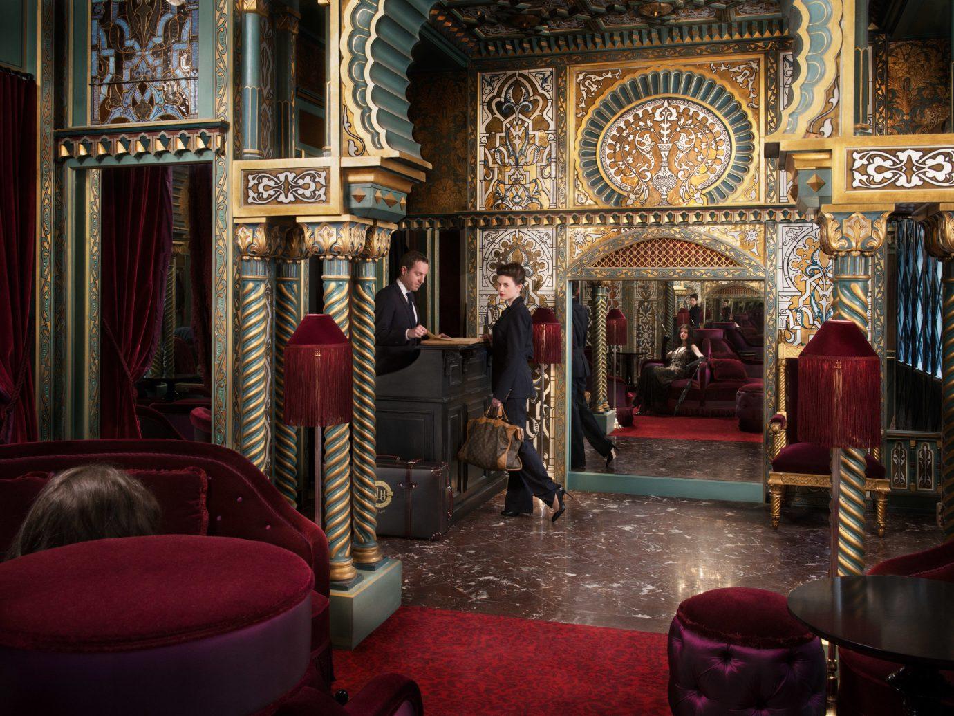 France Hotels Paris indoor room chair altar furniture
