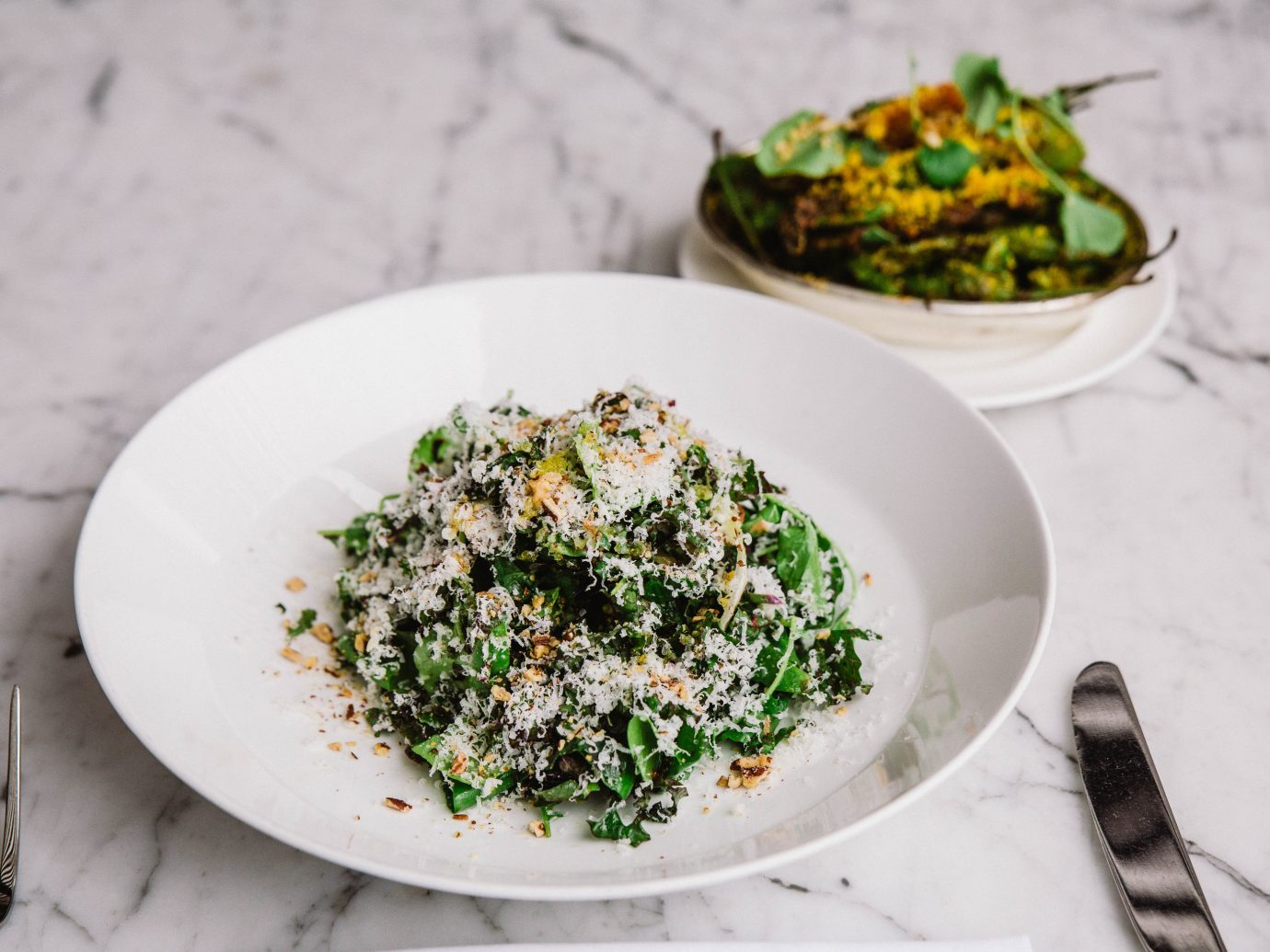 Food + Drink plate food dish vegetarian food leaf vegetable salad cuisine vegetable recipe rice meal