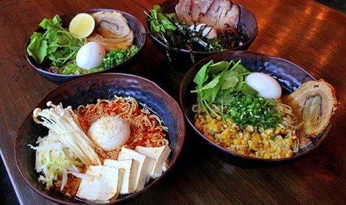 Food + Drink table food plate dish cuisine wooden meal asian food japanese cuisine nabemono lunch noodle ekiben bento bibimbap wood several vegetable