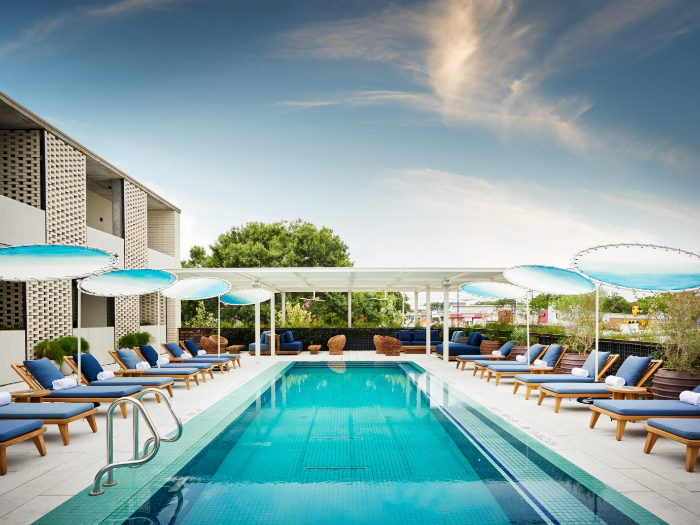 Food + Drink Hotels Trip Ideas sky outdoor leisure swimming pool Resort estate leisure centre vacation Water park real estate condominium