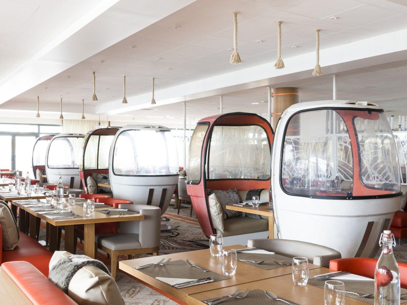 All-Inclusive Resorts Family Travel Hotels interior design restaurant