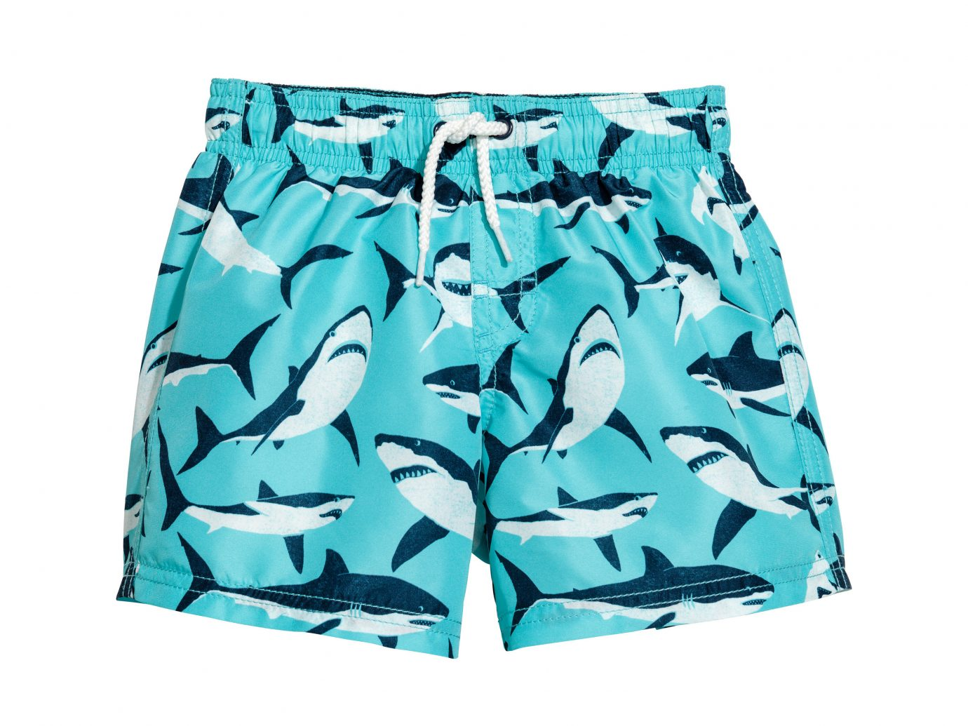 Style + Design clothing aqua shorts active shorts trunks swim brief product swimsuit bottom turquoise underpants