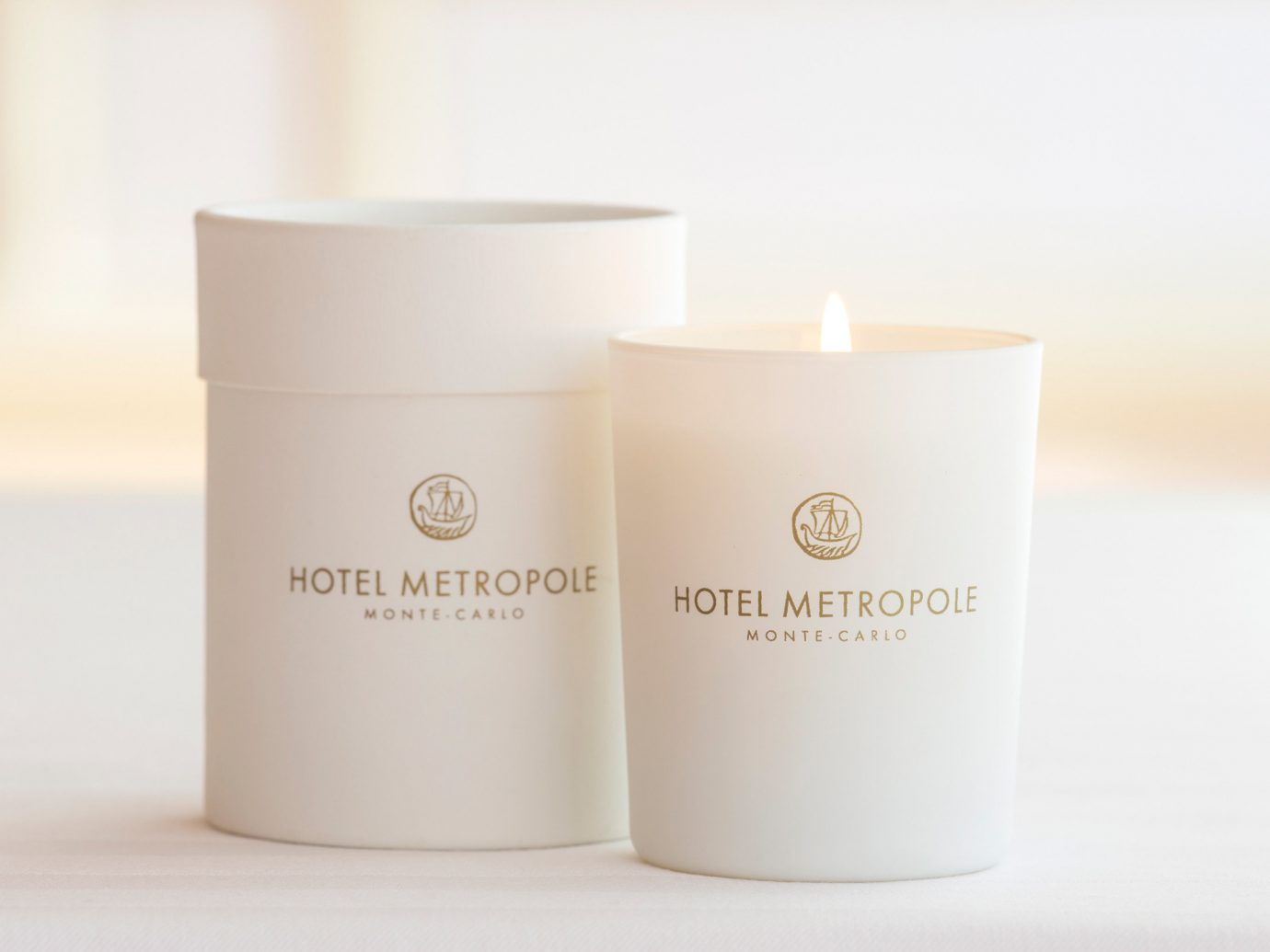 Hotels Luxury Travel cup candle coffee indoor lighting coffee cup flameless candle ceramic decor drinkware Dixie cup