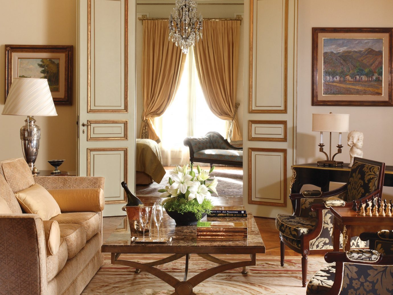 Elegant Historic Hotels Living Lounge Luxury Romance Trip Ideas indoor room wall floor dining room living room property furniture home interior design hardwood estate wood window covering cottage real estate window treatment window decorated several