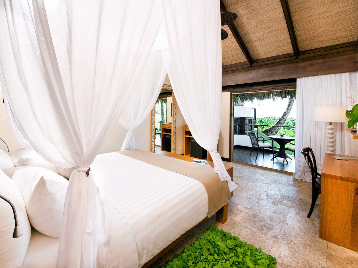 Bedroom At Dominican Republic Hotel - Casa Bonita Tropical Lodge