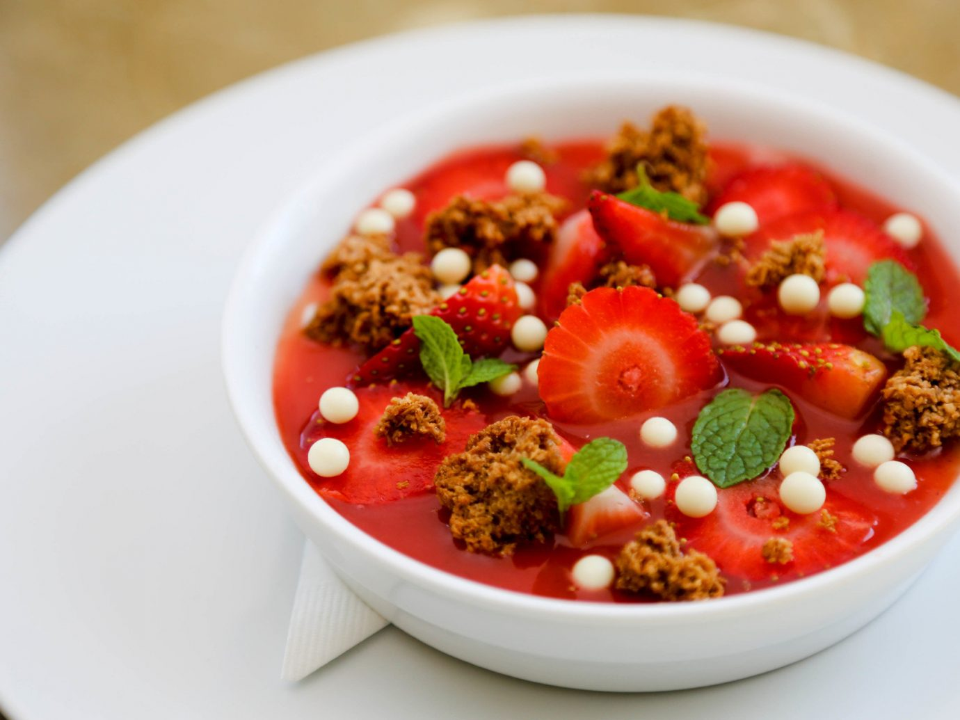 Boutique Hotels Hotels Trip Ideas plate food dish produce land plant vegetable white cuisine salad fruit flowering plant meal cereal pea dishware meat bowl