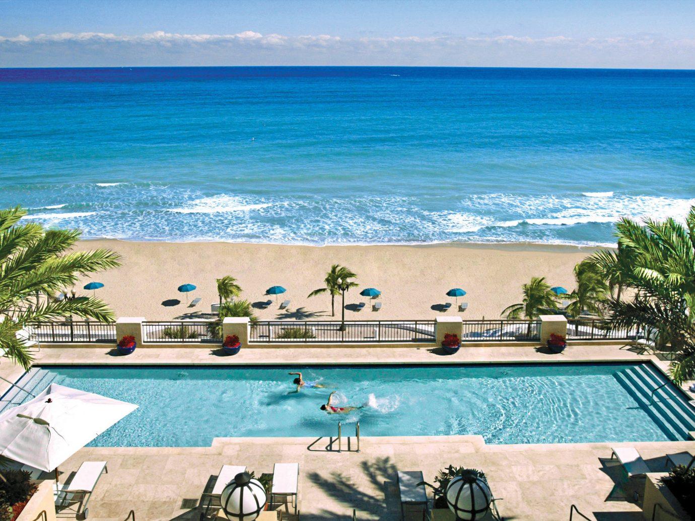 Trip Ideas water sky leisure swimming pool outdoor vacation caribbean Sea Ocean Resort estate Beach people bay Villa blue Deck shore swimming