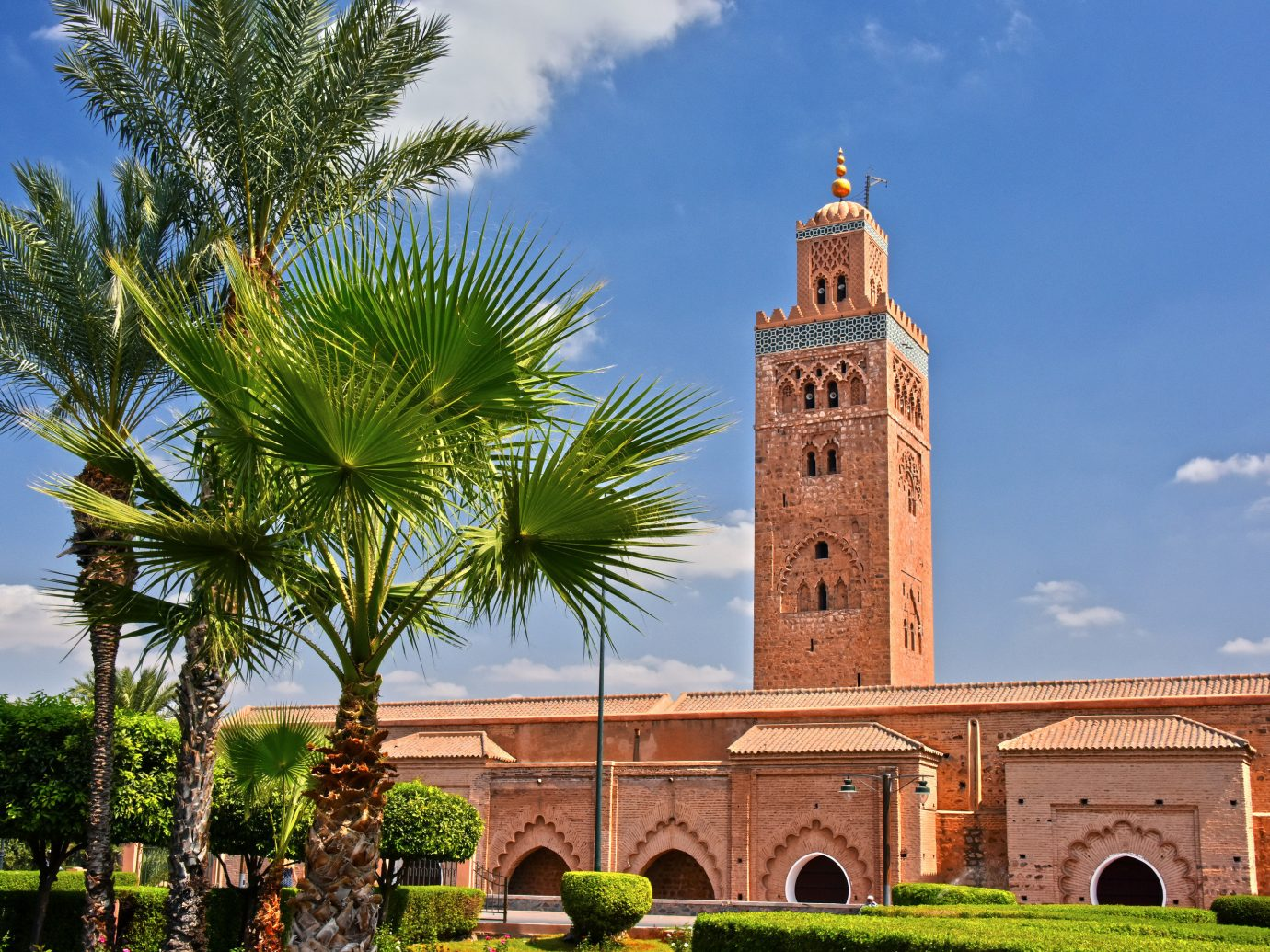 Trip Ideas sky outdoor building tower tree landmark vacation tourism arecales place of worship Church tall palm stone