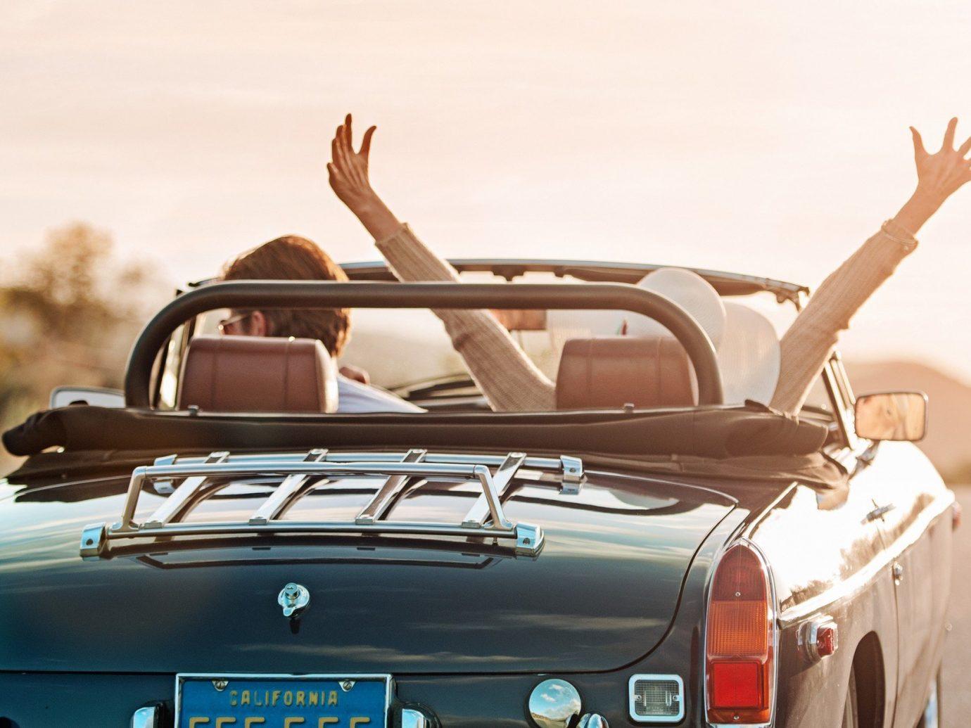 Travel Tips car vehicle outdoor land vehicle automotive design automobile make sports car