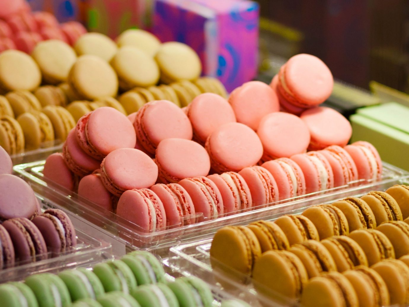 Style + Design food indoor dessert macaroon sweetness baking cuisine flavor meal arranged fresh sale