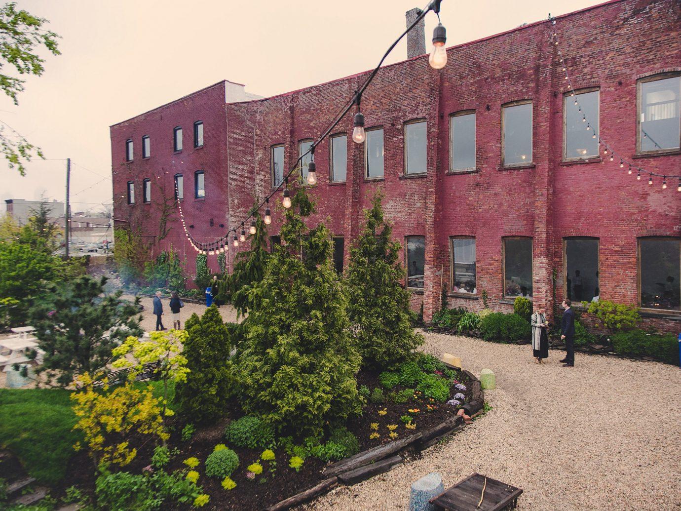 Pioneer Works buildling in Brooklyn, NY