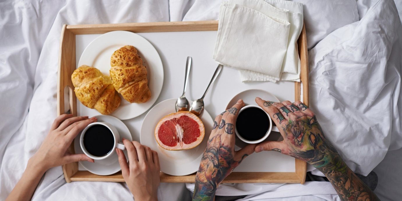 Hotels bed meal breakfast food sense dish brunch