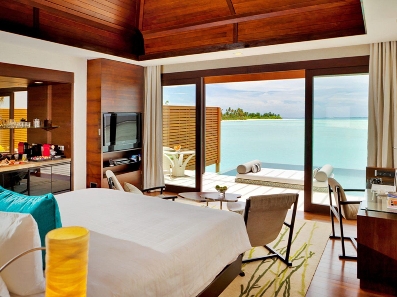 Bedroom at Niyama Private Islands Maldives
