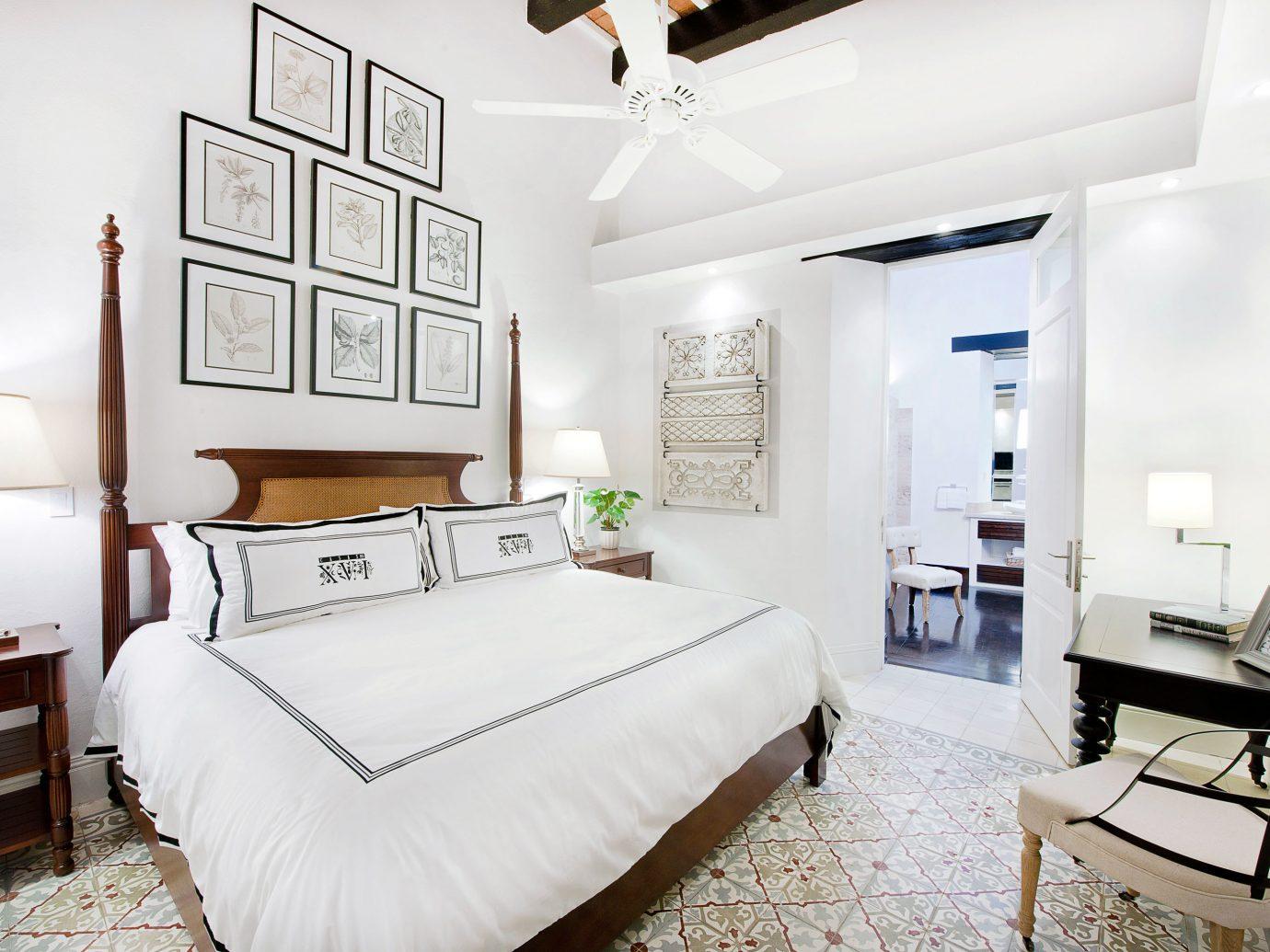 Casa Del XVI Bedroom In Santo Domingo