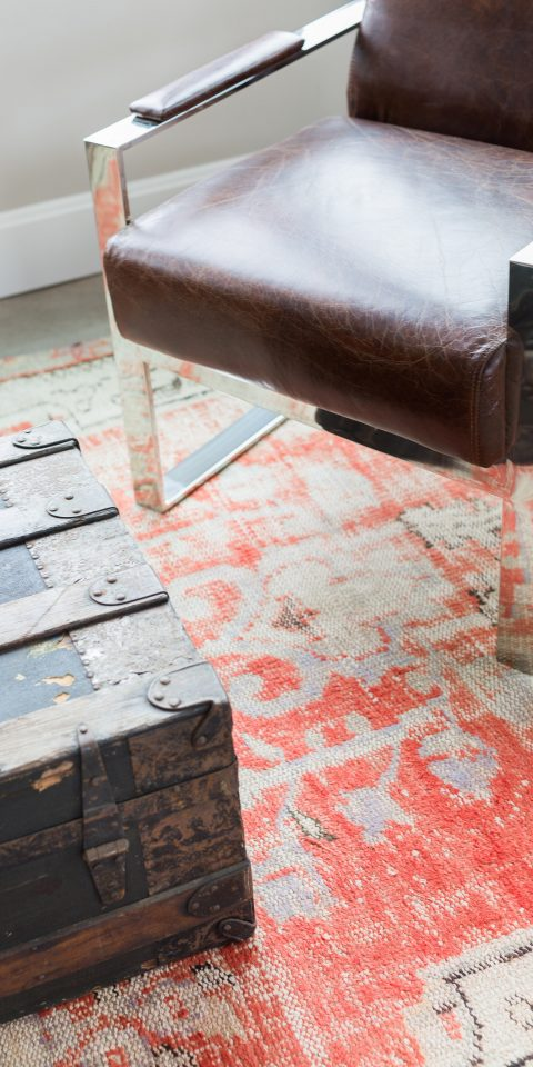 Jetsetter Guides indoor furniture red floor flooring table hardwood wood seat
