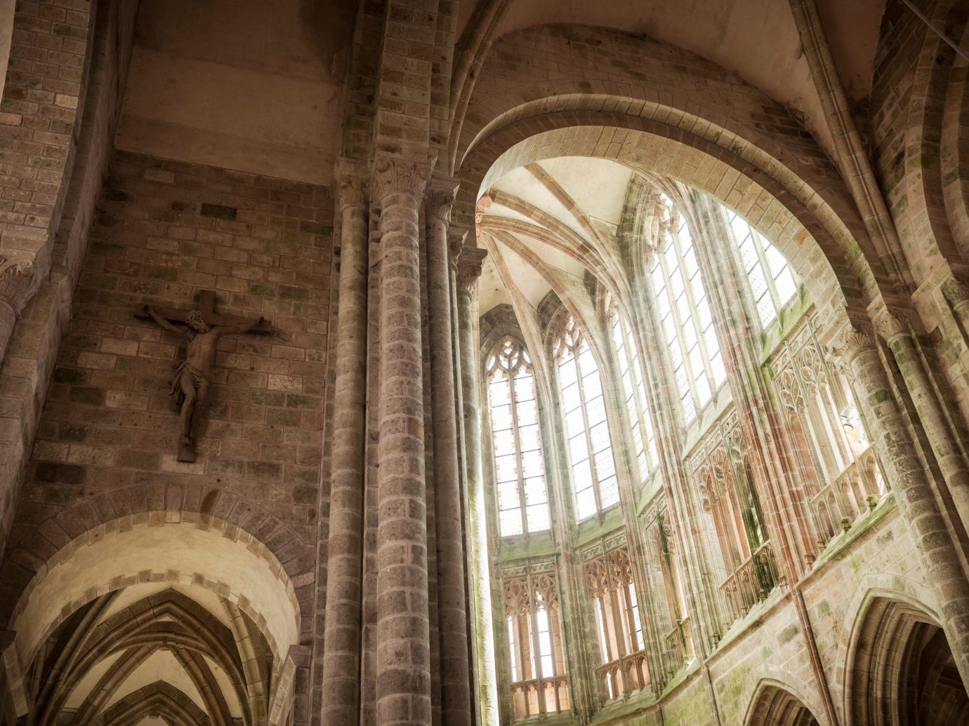 Trip Ideas indoor building cathedral Architecture place of worship gothic architecture arch ancient history column Church vault monastery ceiling temple middle ages symmetry abbey history chapel window old stone