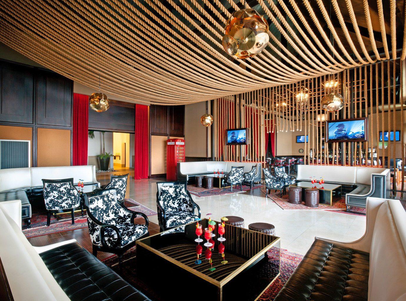 Lobby at Hard Rock Hotel & Casino Punta Cana, Dominican Republic