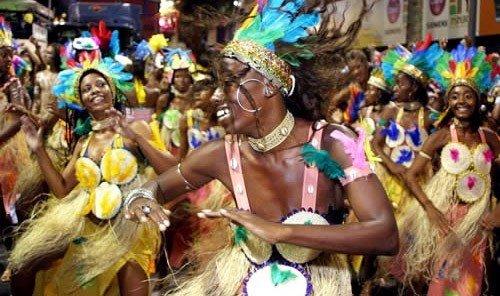 Food + Drink person dancer Sport samba carnival event festival dressed colorful