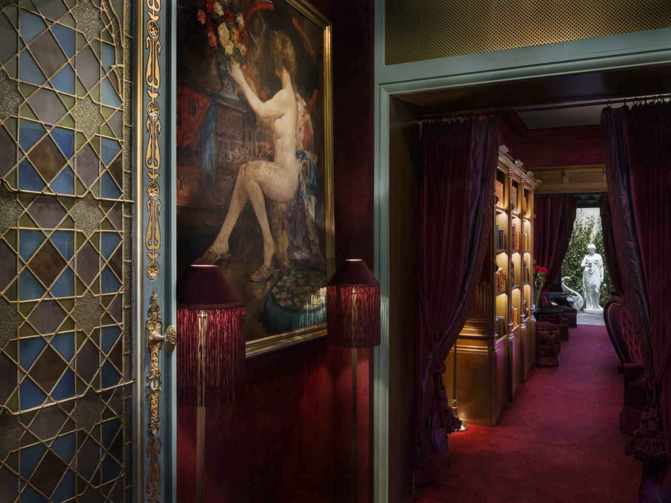 Hotels indoor color floor image interior design tourist attraction temple window