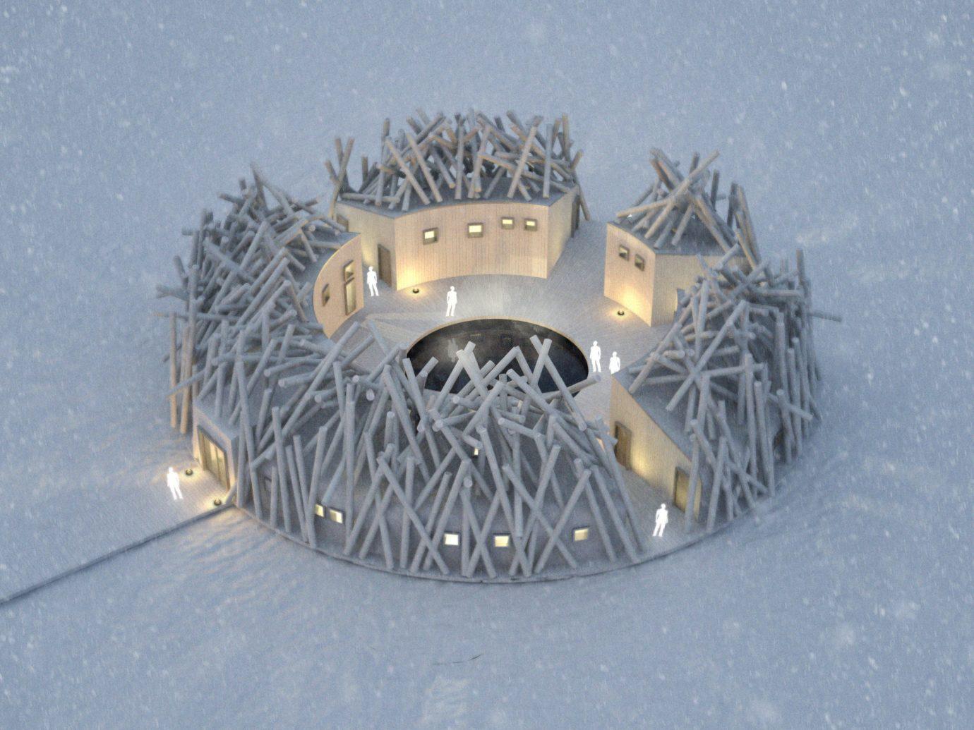Health + Wellness Hotels News Sweden metal silver